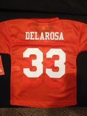 Personalized Toddler Football Jersey